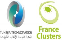 Tunisia Technoparks & France Clusters